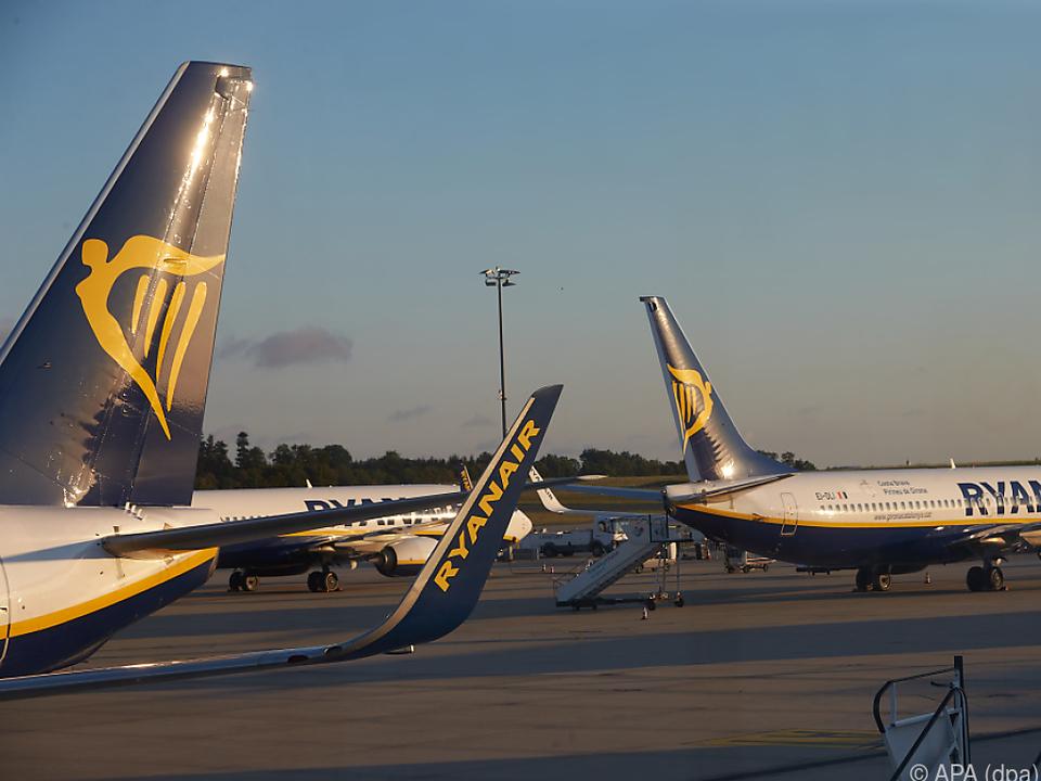 Arbeitskampf bei Ryanair in Deutschland geht weiter