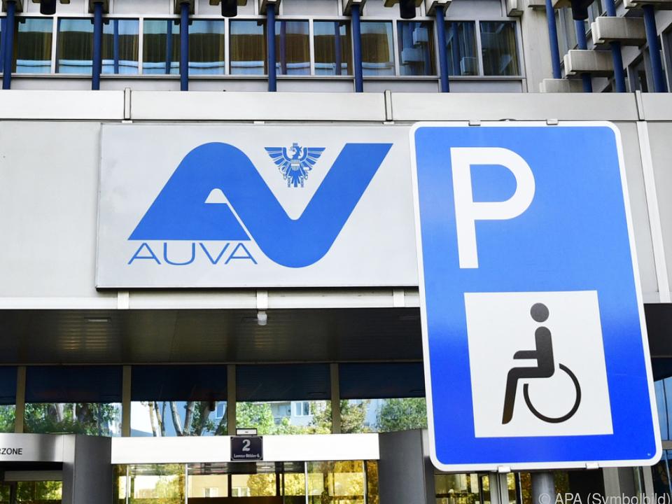 AUVA verliert 62 Mio. Euro Einnahmen