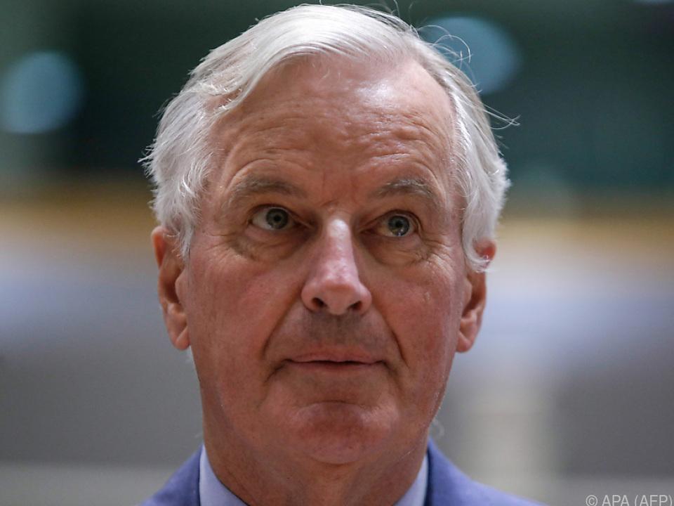 Barnier will sich auf die Brexit-Verhandlungen konzentrieren