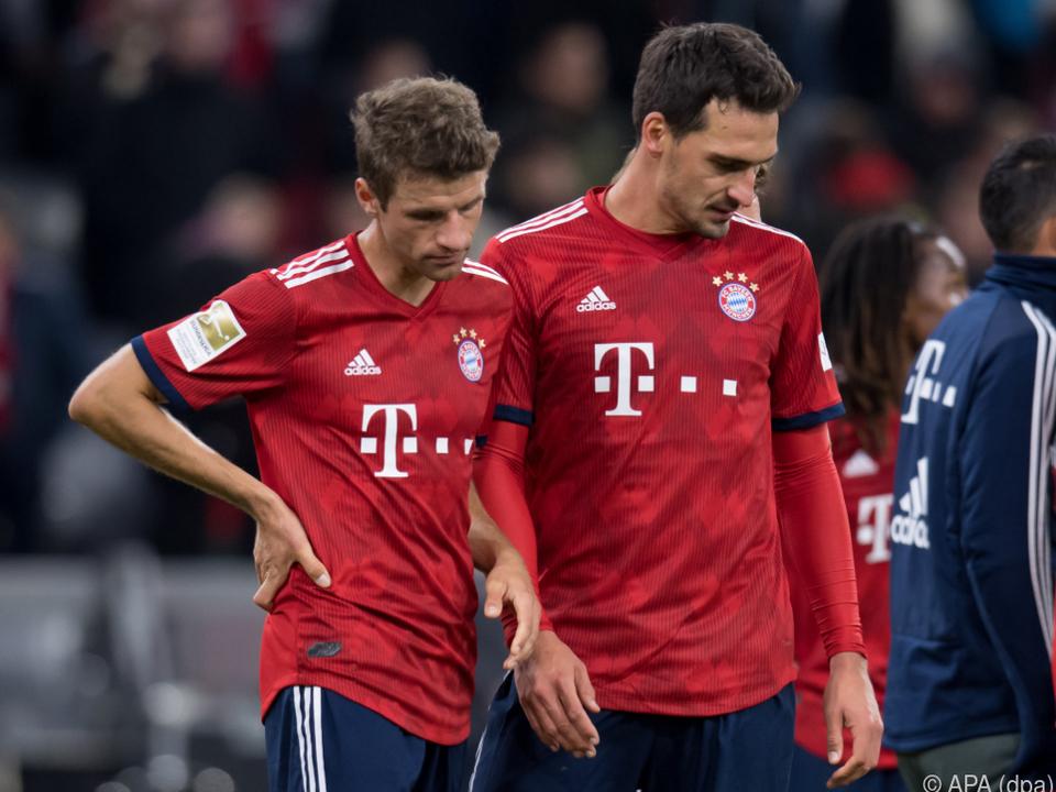 Bayern gegen Augsburg endete 1:1