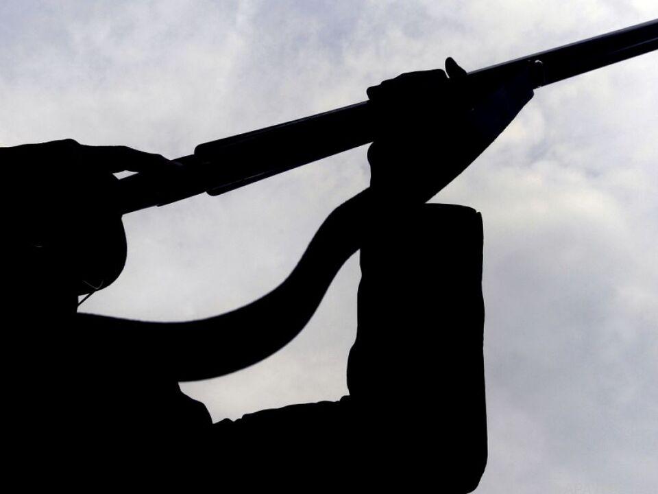 Bei dem Schuss mit dem Luftdruckgewehr wurde niemand verletzt