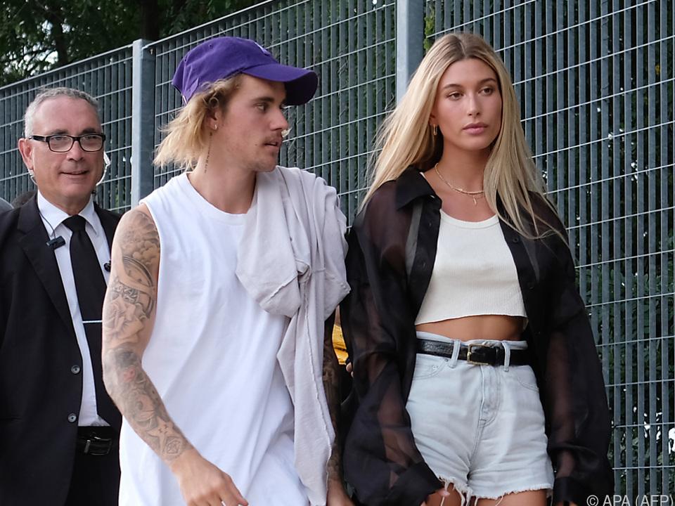 Bieber und Baldwin sind seit zwei Monate verlobt