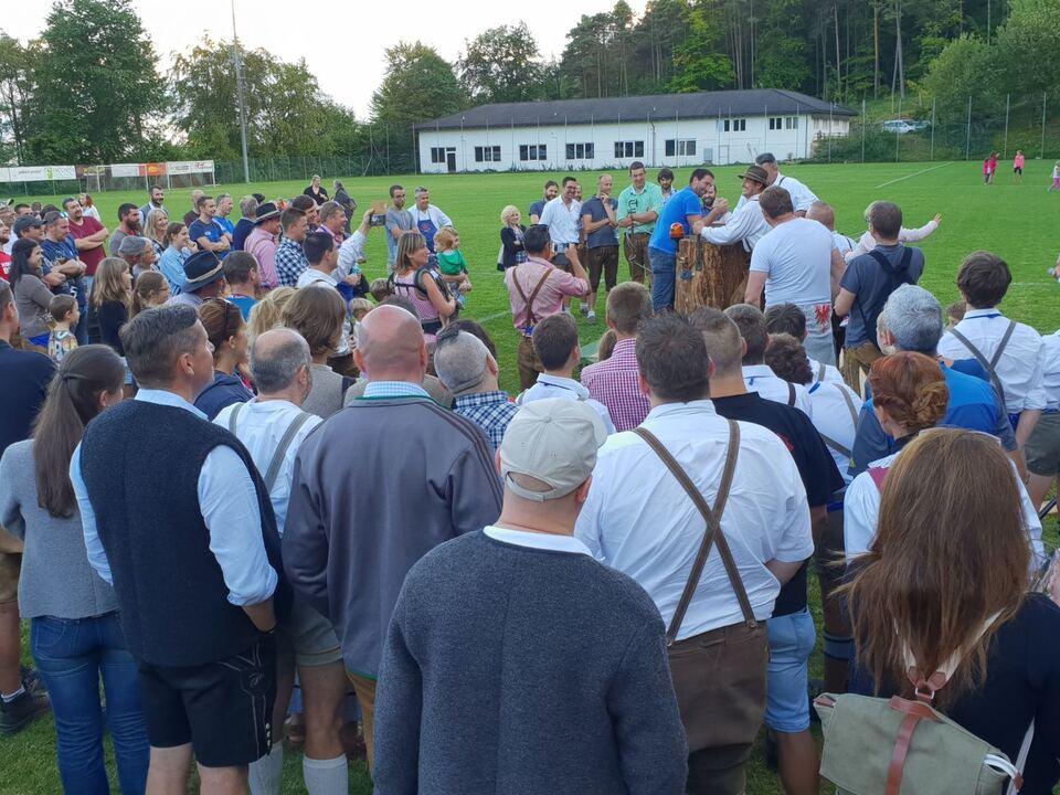 Bild 4 - 1. Tiroler Armdrückmeisterschaft