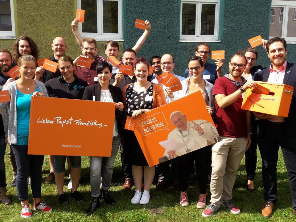 Treffen der Jugendverbände, Südtirols Katholische Jugend