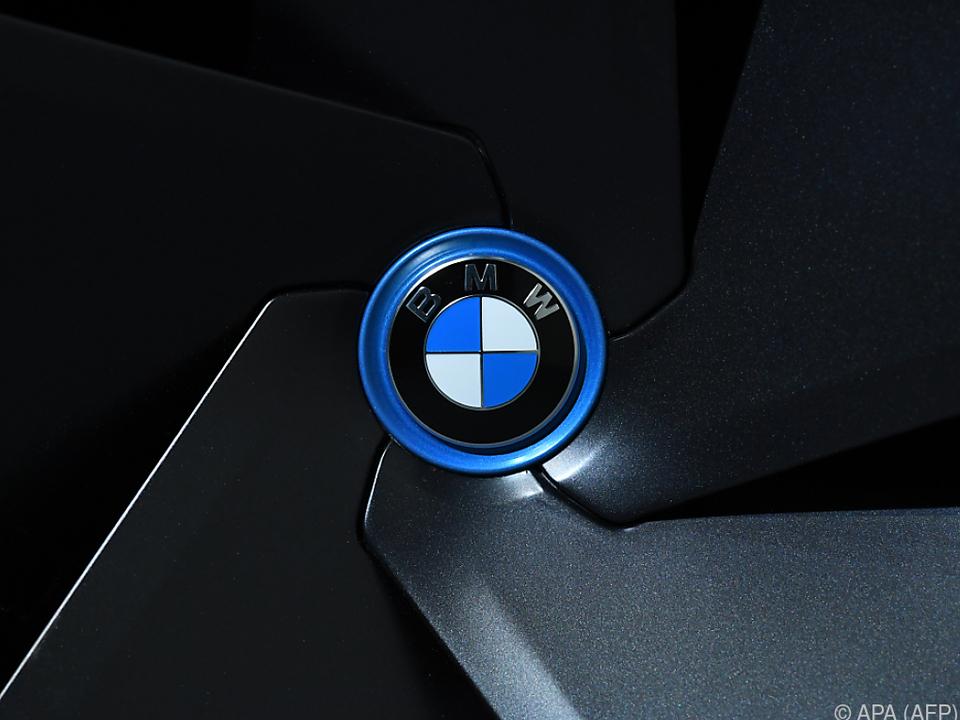 BMW spricht von einem \