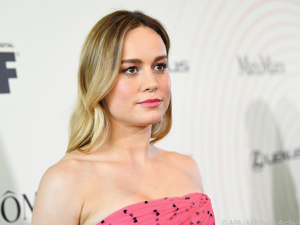 Neues aus Hollywood: Brie Larson stellt sich als