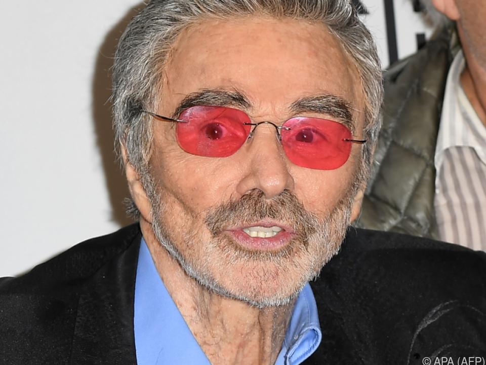 Burt Reynolds begeisterte über Jahrzehnte