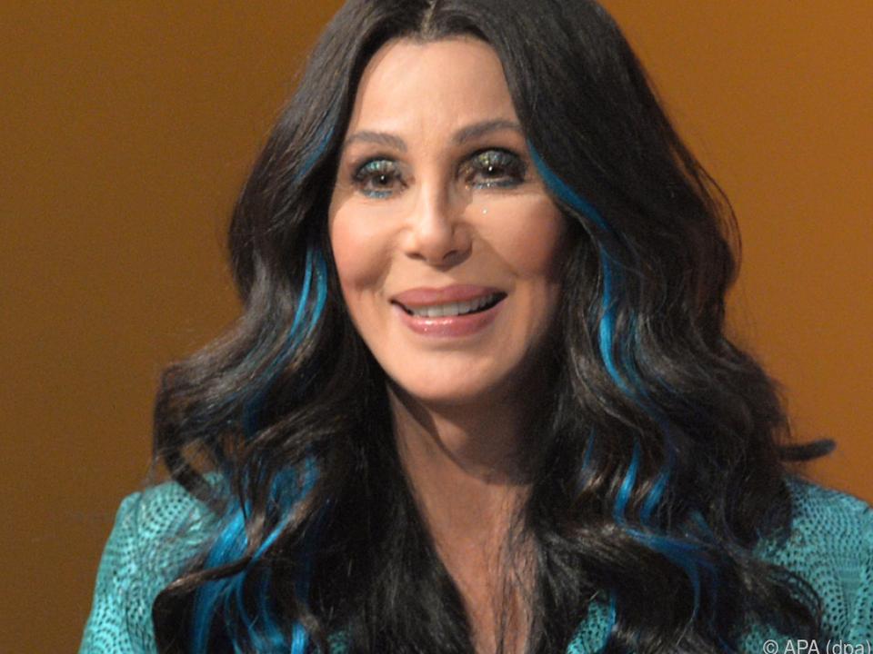 Cher wurde nur durch Zufall Fan von ABBA
