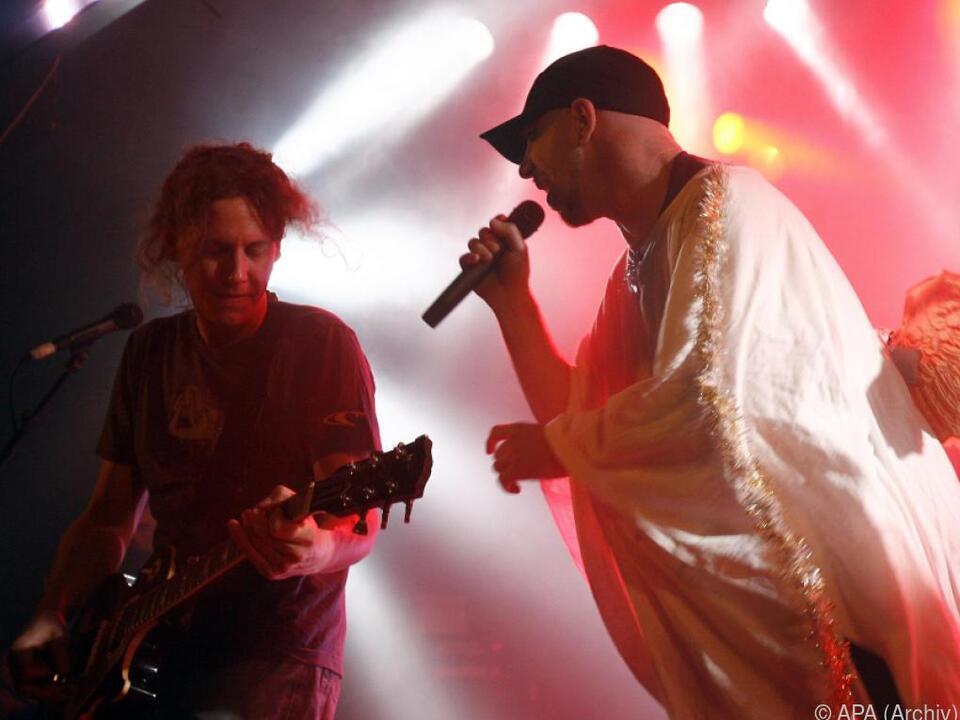 Chris Zitta gelang als Gitarrist von Alkbottle der Durchbruch