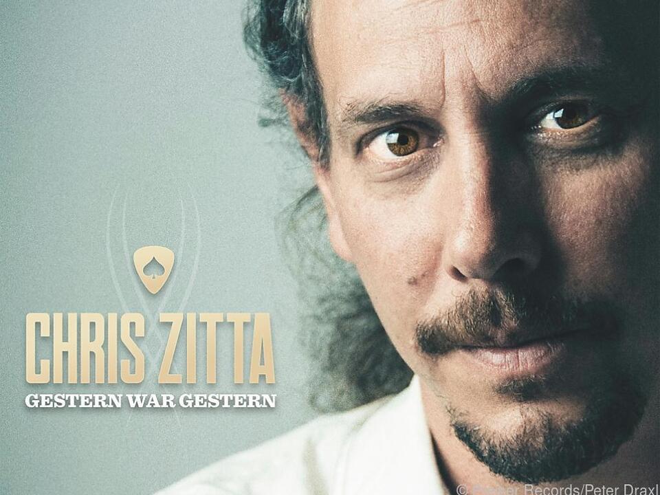 Chris Zitta legt ein persönliches Album vor