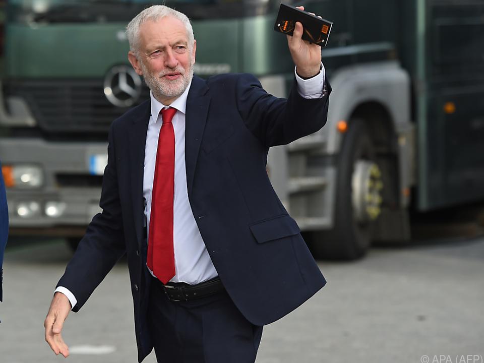 Corbyn gilt als erbitterter Gegner von Premierministerin May