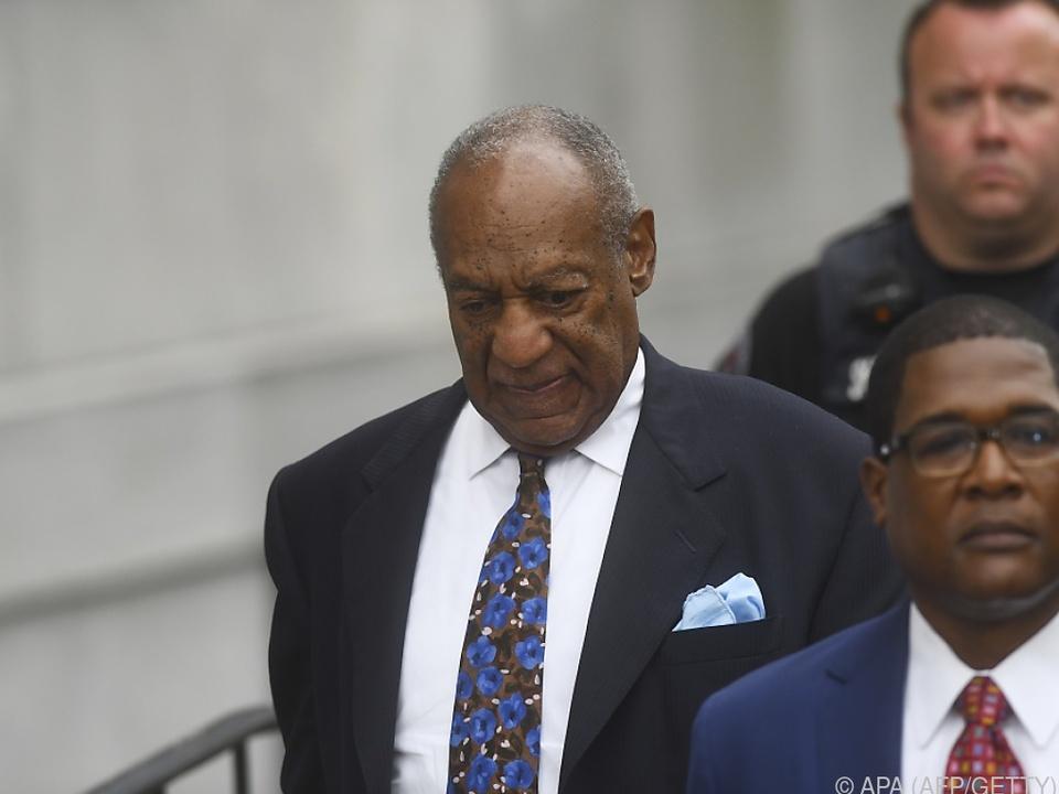 Cosby darf seinen Stern behalten