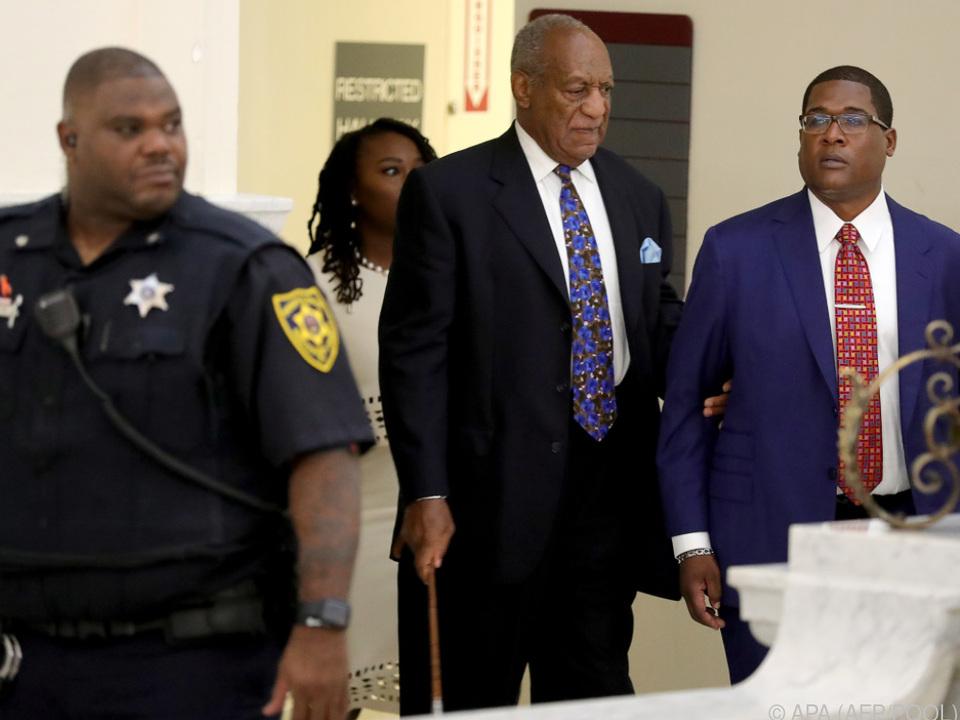 Cosbys Anwälte wollen gegen das Urteil Berufung einlegen