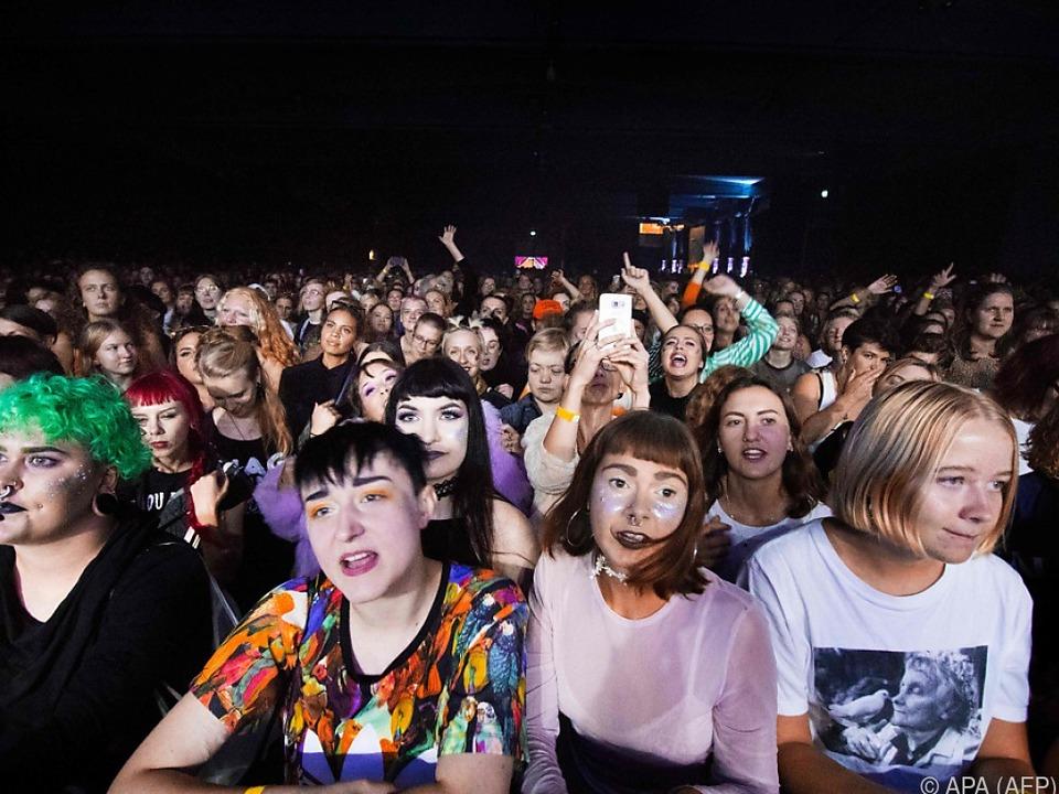 Das Bravalla: Ein komplett männerfreies Festival