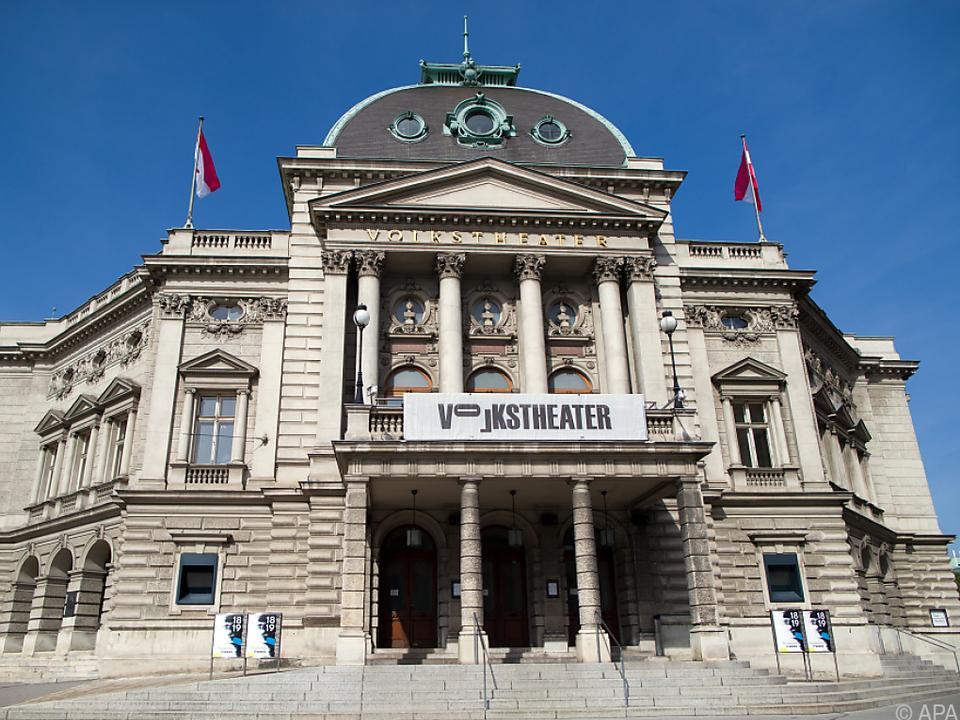 Das Volkstheater wird um 12 Mio. Euro saniert