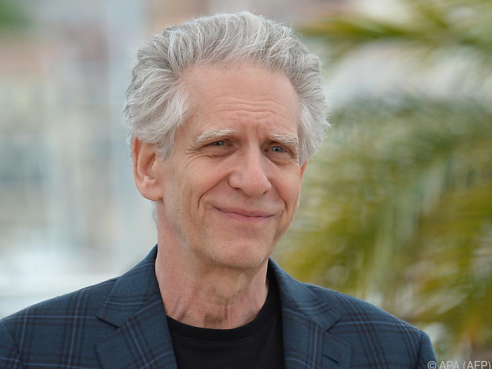 David Cronenberg sieht den Aufstieg von Streamingdienstan gelassen