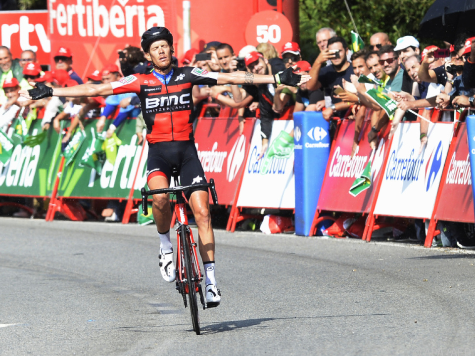 De Marchi gewann auf der elften Etappe