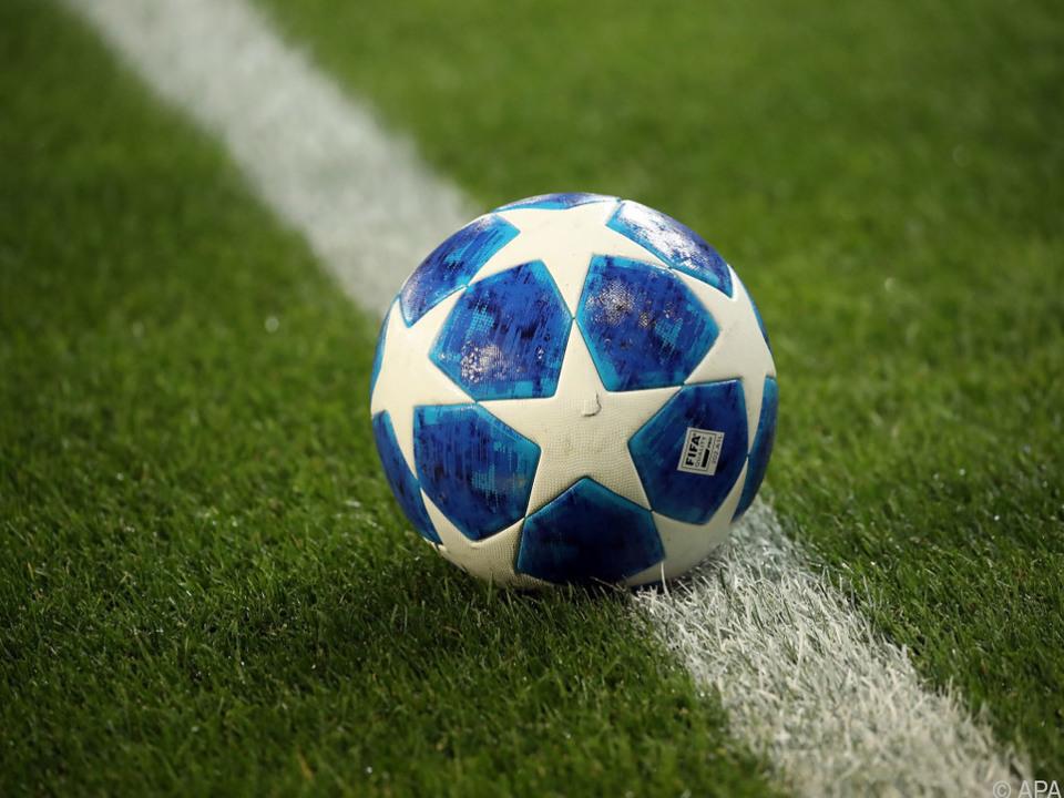 Der diesjährige Champions-League Ball