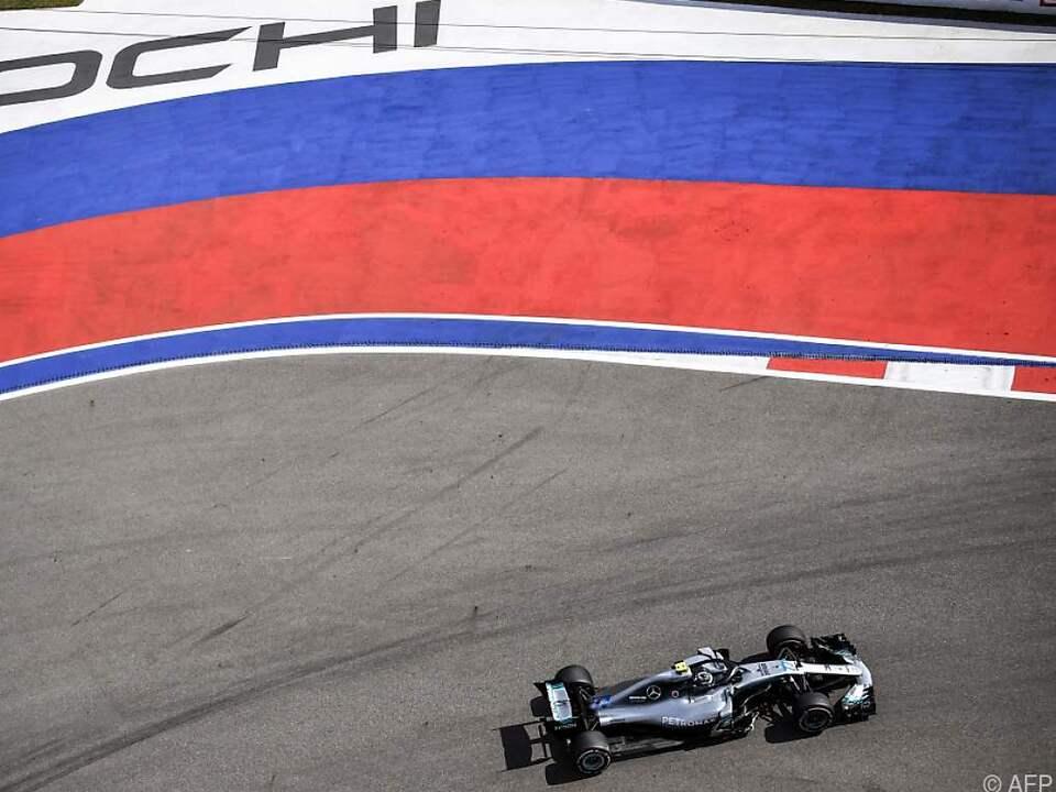 Der Finne hat zum 6. Mal in seiner Karriere die Pole Position inne