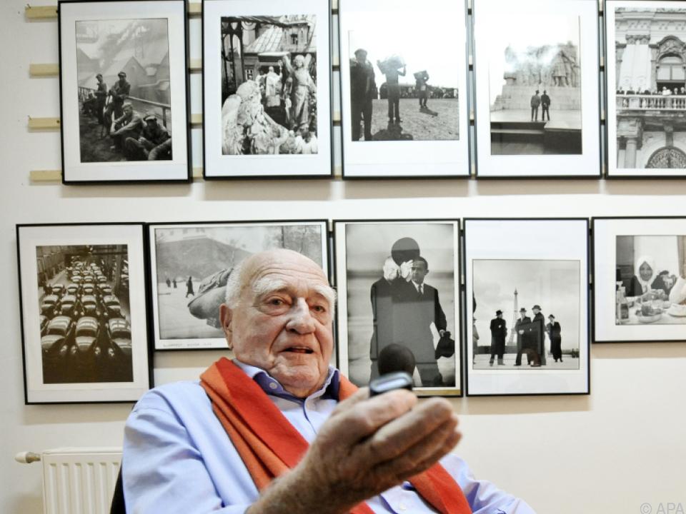 Der Fotograf Lessing starb am 29. August