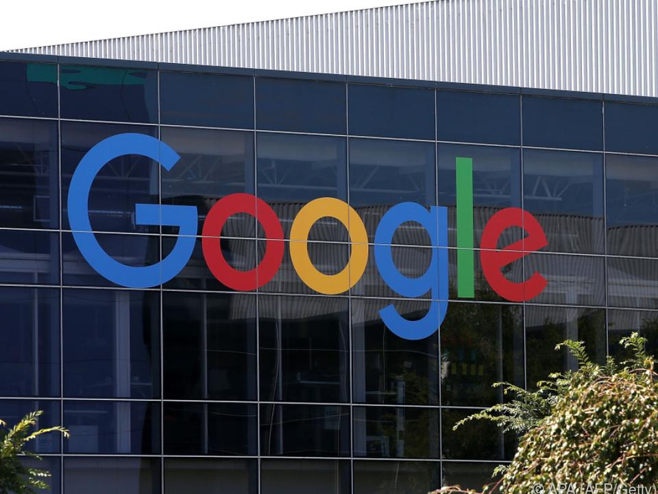 Der Konzern Google ist bei den Studenten sehr beliebt
