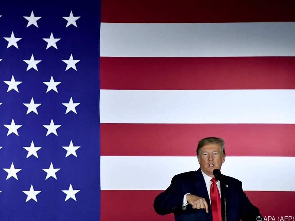 Der Präsident löste höchste Unruhe im Pentagon aus