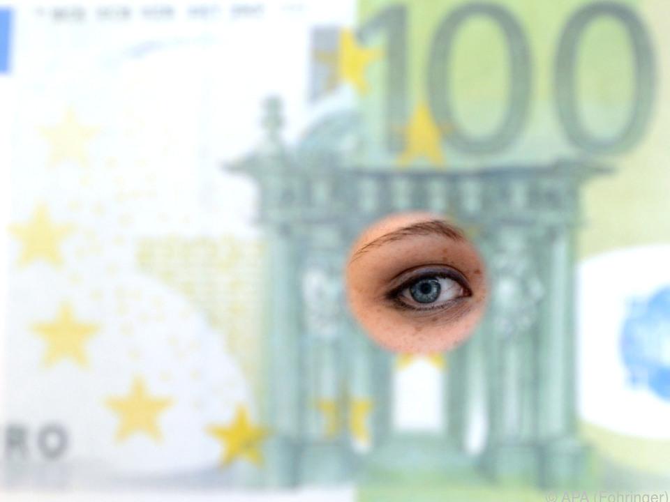 Der Rechnungshof ortet Zahlungen ohne Gegenleistung Korruption Gefälligkeit