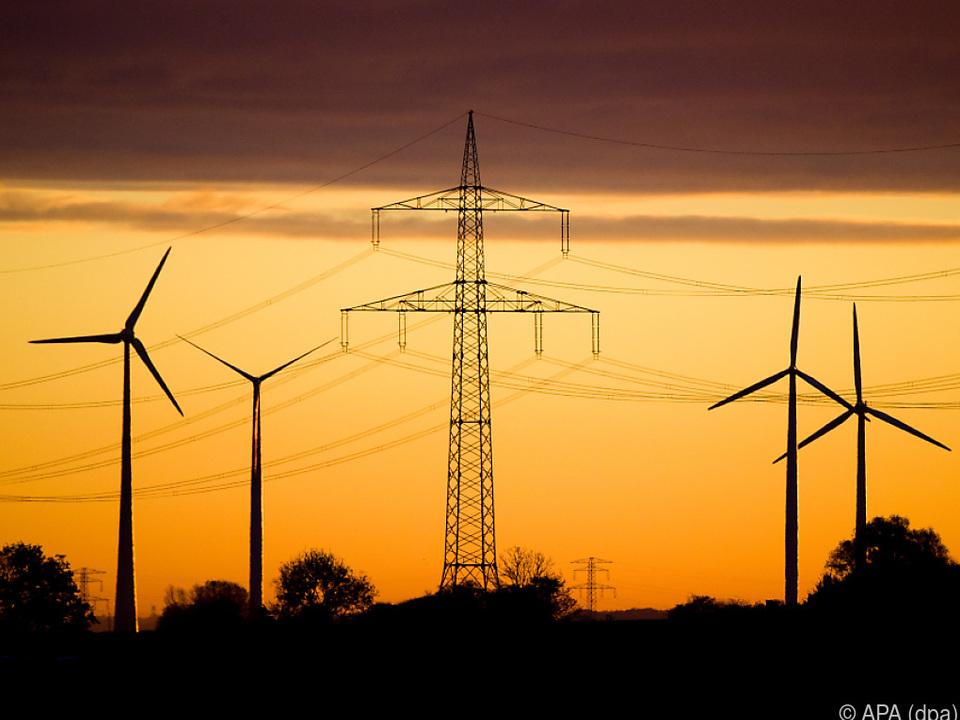 Der Strompreisindex ist auf dem höchsten Stand seit Februar 2014