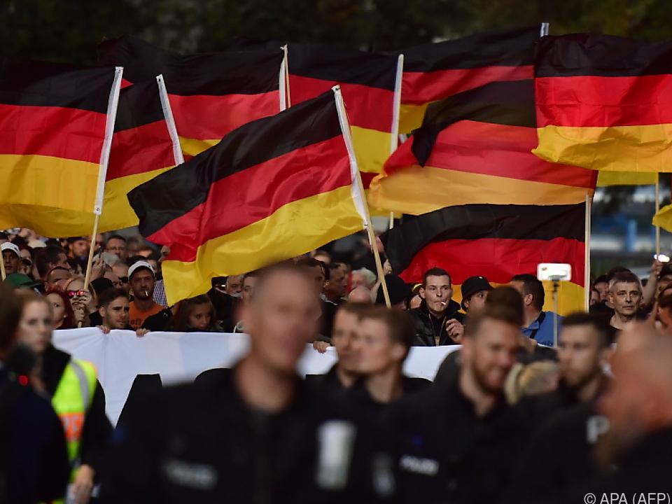 Der Tod des Deutschen hatte eine Serie von Protesten ausgelöst