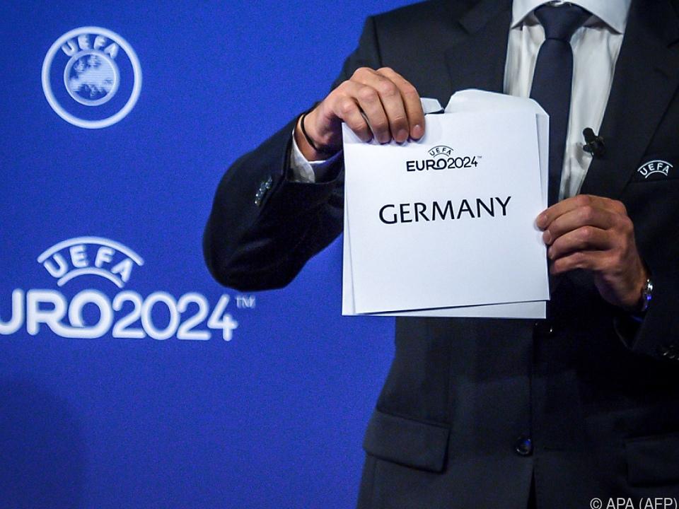 Deutschland bekam den Vorzug vor der Türkei