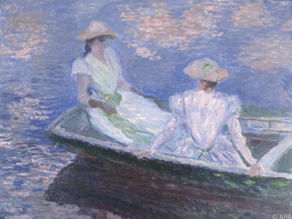Die Albertina präsentiert 100 Gemälde von Claude Monet