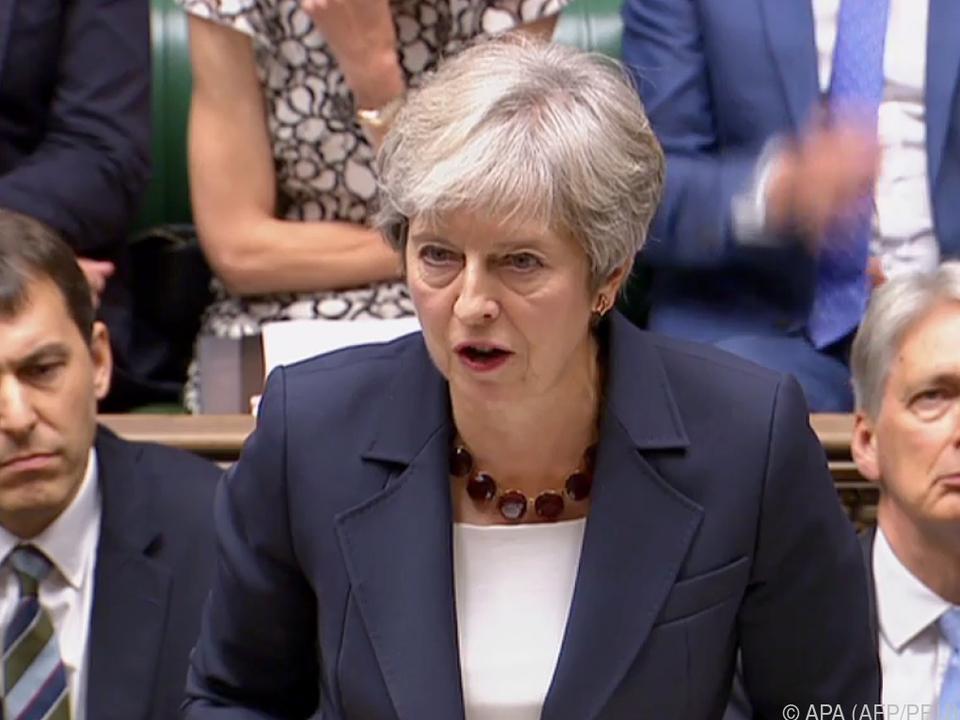 Die britische Regierung macht Putin für den Anschlag verantwortlich