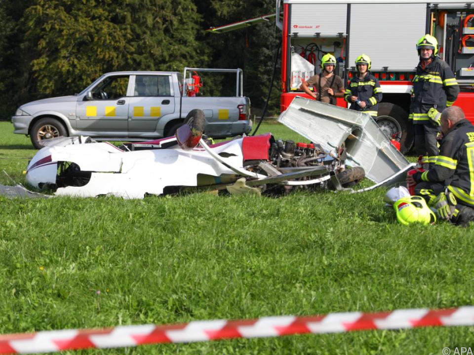 Die genaue Unfallursache ist noch unbekannt