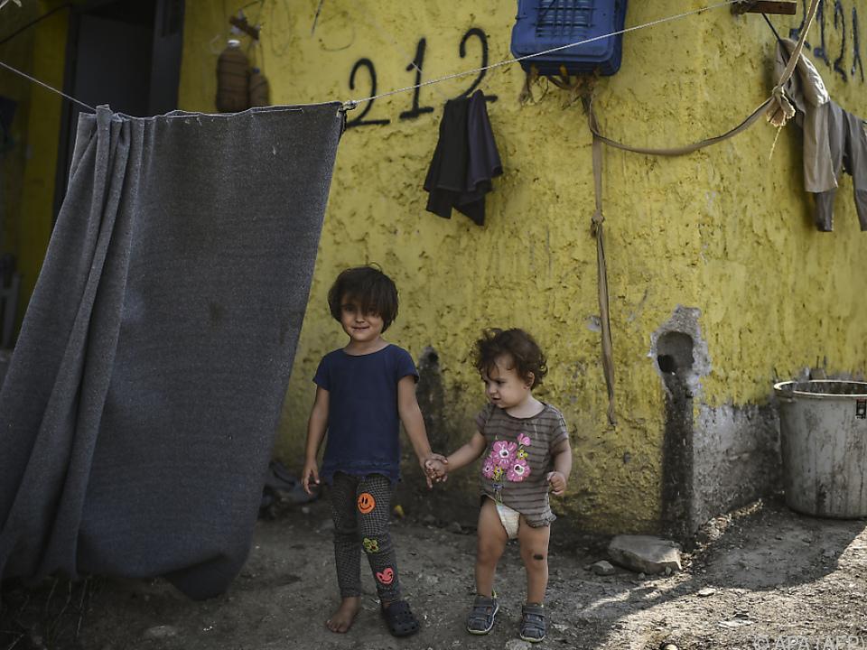 Die Lage für die Flüchtlinge in der Ostägäis wird immer schlimmer
