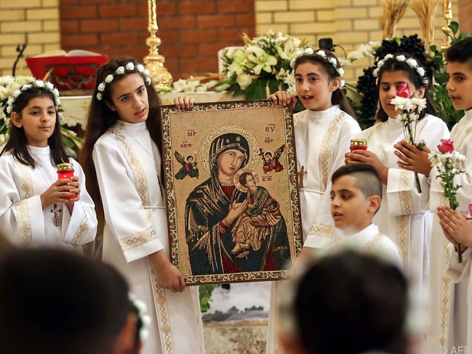 Die orientalischen Christen sind noch immer in Gefahr