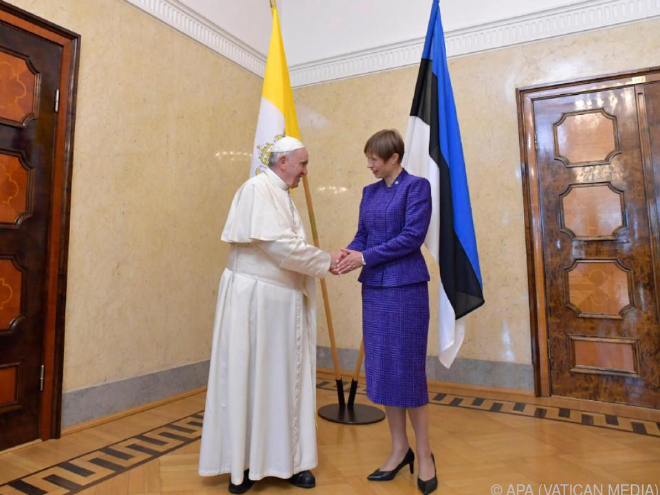 Die Reaktion des Papstes ist nicht überliefert