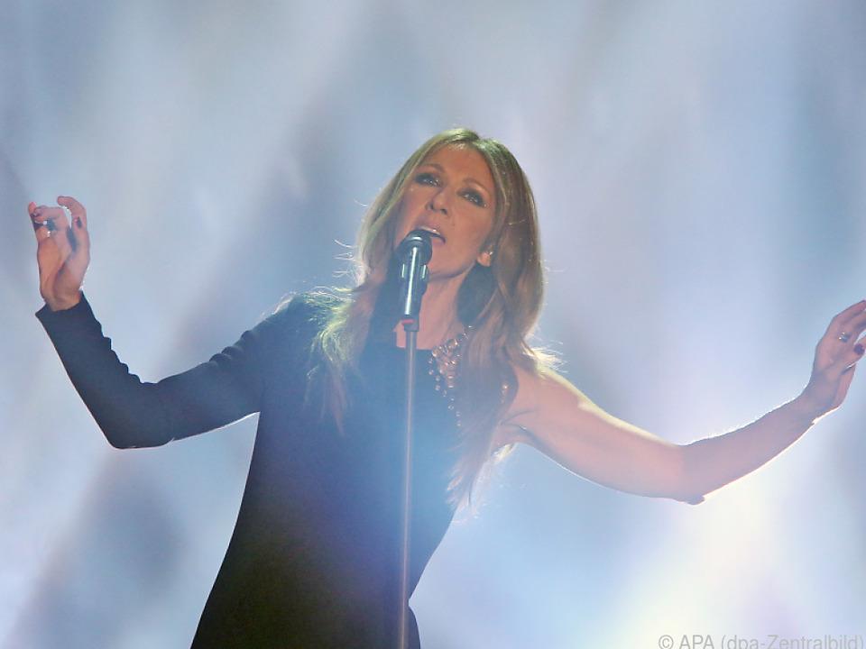 Die Sängerin trat seit 2003 regelmäßig in Las Vegas auf