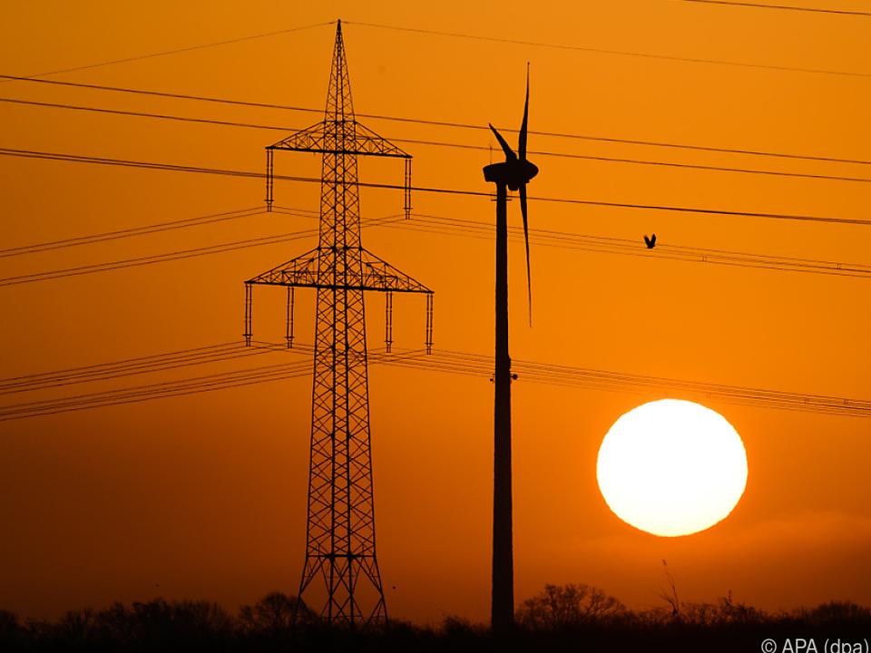 Die Welt steht vor einer Energiewende