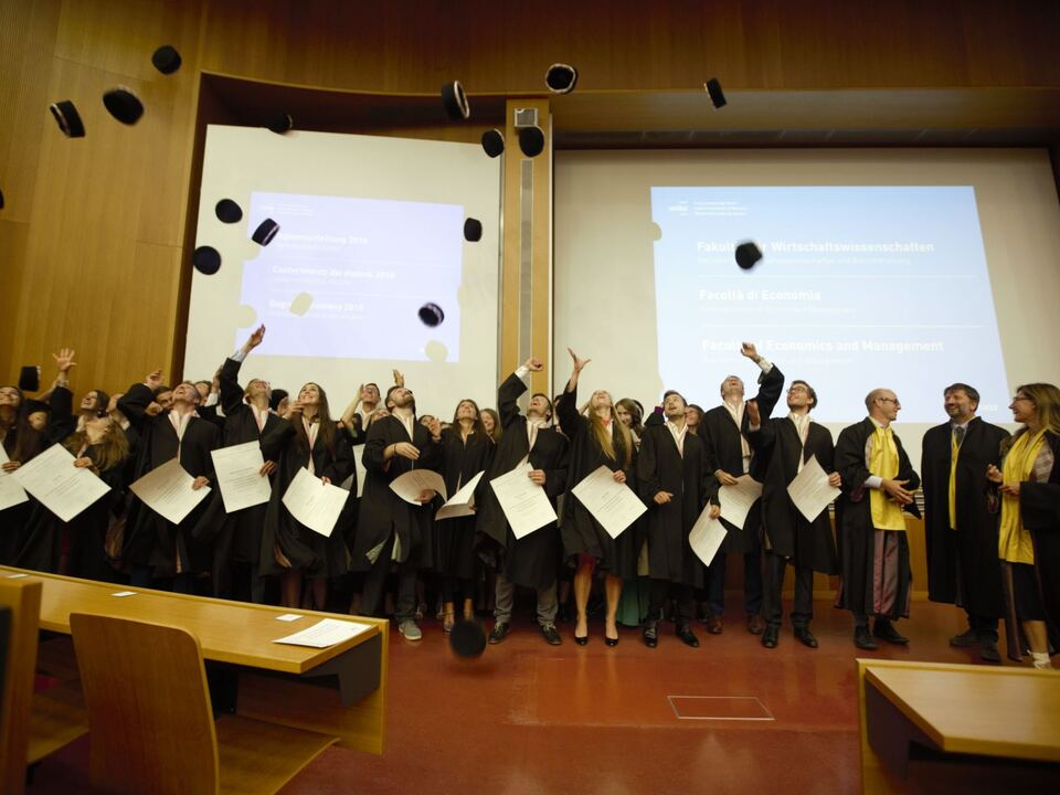 Diplomverleihung_Consegna dei diplomi
