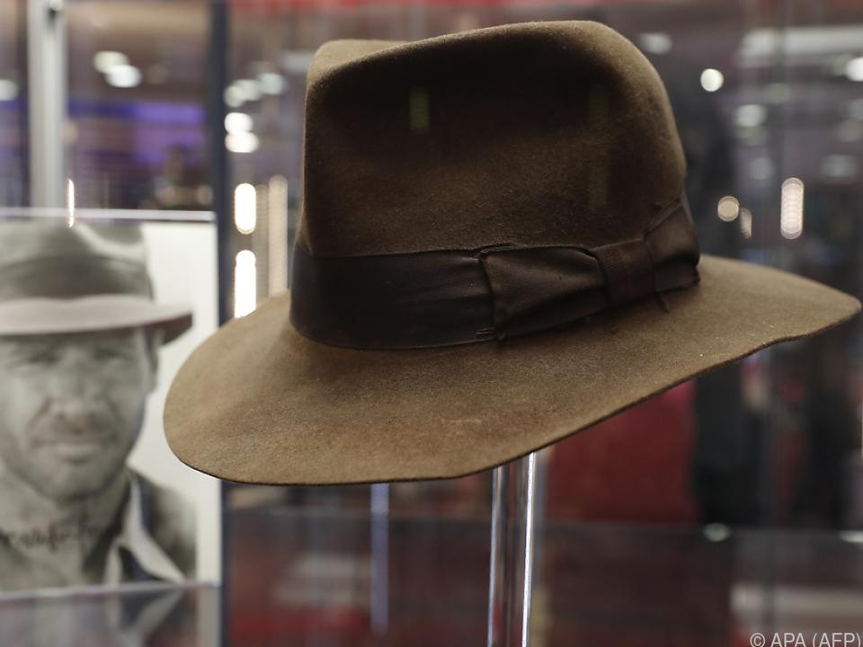 Ein Fan sicherte sich den Hut um 443.000 Euro