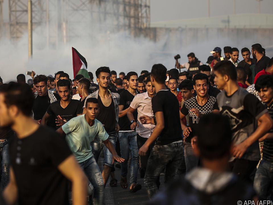 Ein weiterer Jugendlicher starb nach den Protesten an der Gaza-Grenze