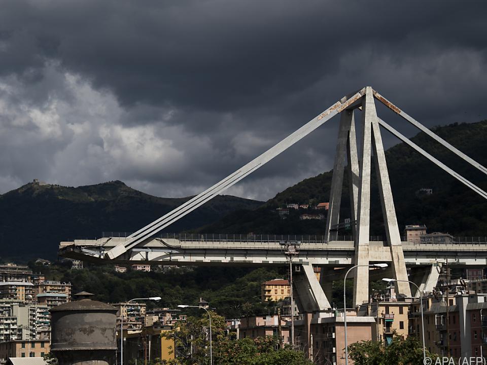 Eingestürzte Brücke soll möglichst rasch ersetzt werden