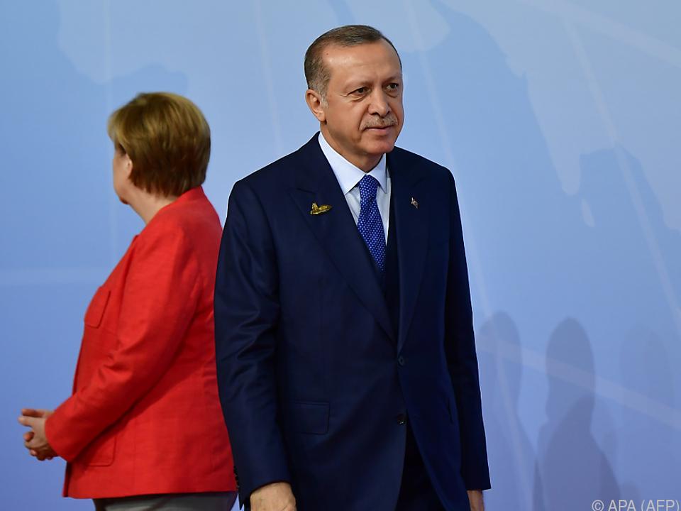 Erdogans Terminplan ist voll