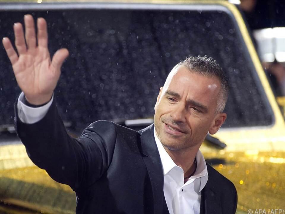 Eros Ramazotti blickt auf eine lange Karriere zurück
