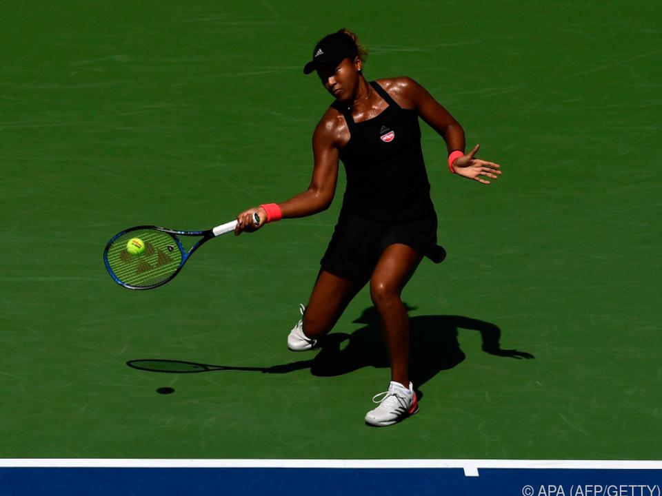 Erste Japanerin seit 22 Jahren in Grand-Slam-Semifinale