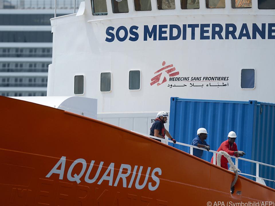 Panama will Rettungsschiff
