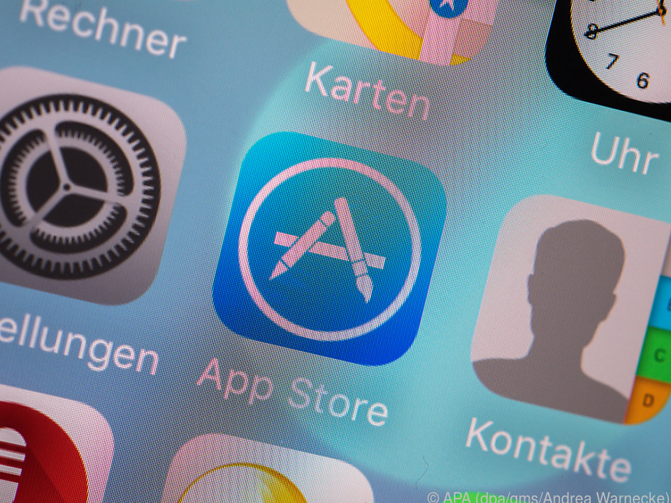 Es will gut überlegt sein, welche App man installliert