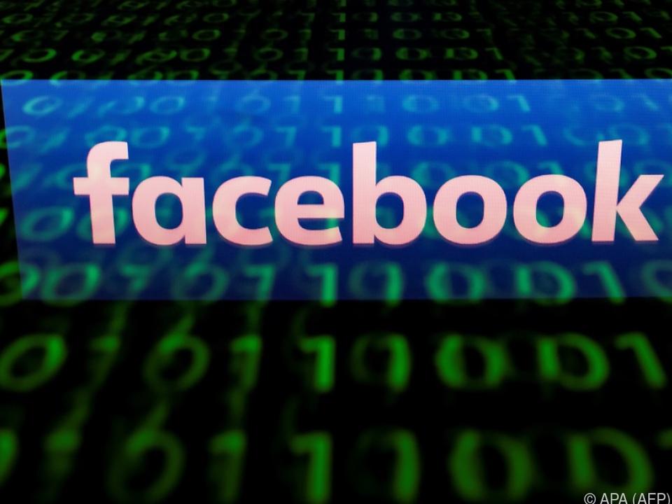 Facebook hat die Behörden eingeschaltet