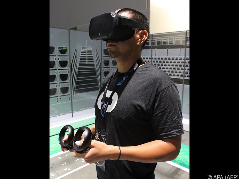 Facebook hat sein neues Modell Oculus Quest vorgestellt