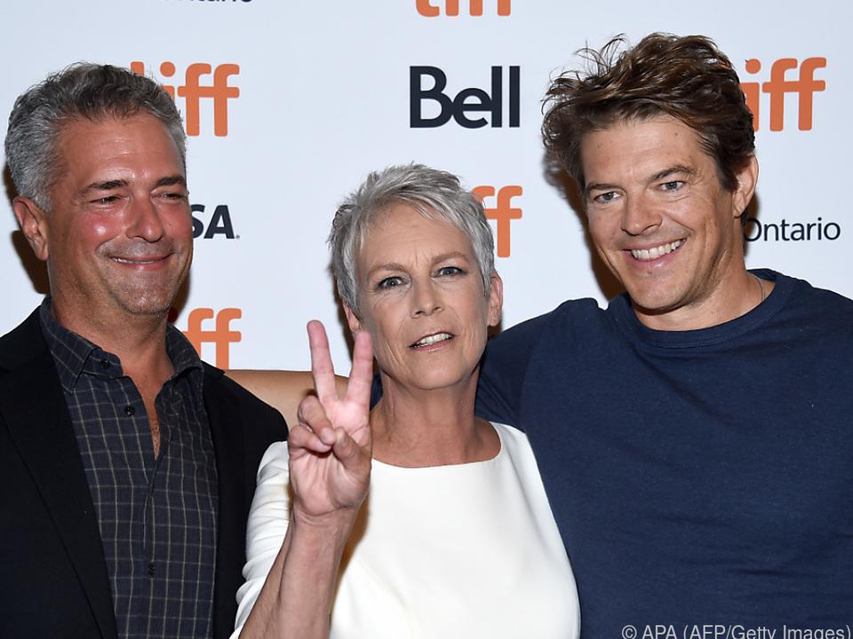 Film-Serienkiller Michael Myers jagt wieder Jamie Lee Curtis